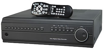 4,8,16 Channel (Non-PC Based) DVR System