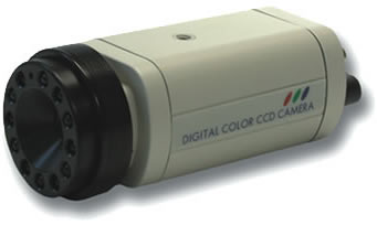 Day / Night Color Camera