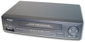 10Hr Basic Motion-Activated VCR